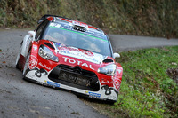 WRC Фото - Крис Мик и Пол Нейгл, Citroën DS3 WRC, Citroën World Rally Team