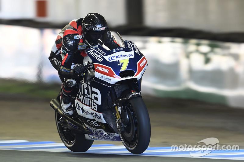 19. Mike Jones, Avintia Racing