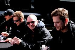 Markus Winkelhock, Dominik Schwager, Nicky Pastorelli, Marc Basseng