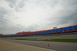 Front stretch at Talladega Superspeedway