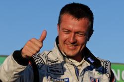 Race winner Klaus Graf