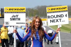 Jeff Smith's Grid Girl
