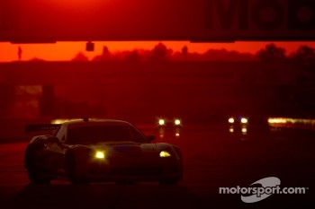 #03 Corvette Racing Chevrolet Corvette C6 ZR1: Olivier Beretta, Tom Milner, Antonio Garcia
