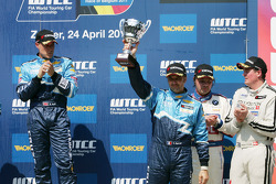 Yvan Muller, Chevrolet Cruz 1.6T, Chevrolet 3rd position