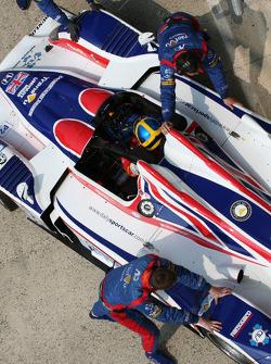 #36 RML Honda Performance Development Arx 01 D: Mike Newton, Thomas Erdos, Ben Collins