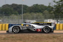 #3 Audi Sport Team Joest Audi R18 TDI: Tom Kristensen, Rinaldo Capello, Allan McNish