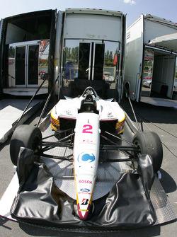 Car of Oriol Servia