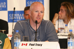 Indy breakfast: Paul Tracy