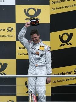 Podium: third place Ralf Schumacher, Team HWA AMG Mercedes, AMG Mercedes C-Klasse