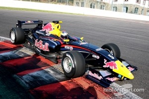 Friday test role for Jean-Eric Vergne