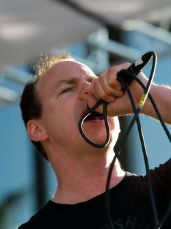 Bad Religion singer Greg Graffin