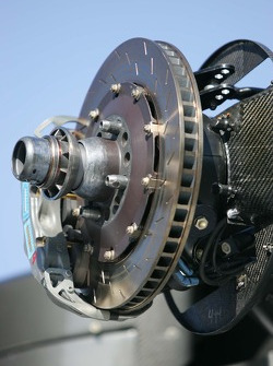 CTE Racing - HVM disk brake