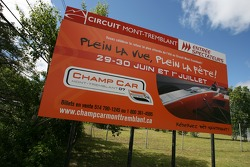 Welcome to Le Circuit Mont-Tremblant
