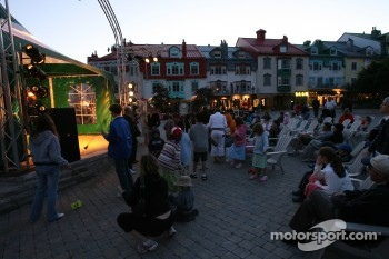 Mont-Tremblant resort atmosphere