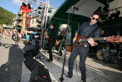 Live entertainment in Mont-Tremblant
