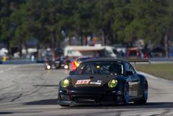 #011 JDX Racing Porsche 911 GT3 Cup: Nick Ham, Scott Blackett, Chris Cumming