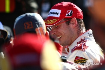 Sébastien Bourdais wins the Lexmark Indy 300 and takes his fourth consecutive Champ Car series title