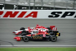 Tomas Enge and Dan Wheldon