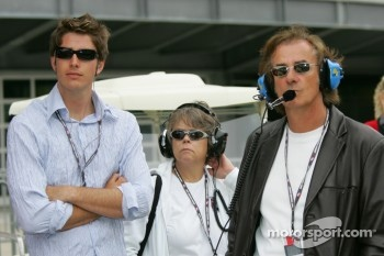 Arie Luyendyk and Arie Luyendyk Jr.