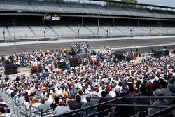 The Public Driver's Meeting is a popular event