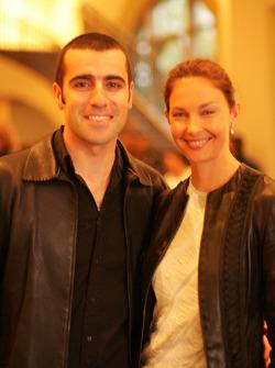 Dario Franchitti and wife Ashley