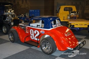 Legends car owned by Al Unser, Jr.