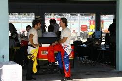 Vitor Meira and Felipe Giaffone