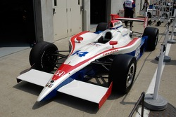 A.J. Foyt's #14 on display