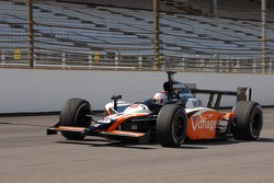 Michael Andretti takes a refresher lap