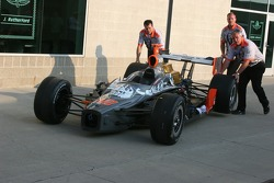 Towsend Bell's car minus the front wings