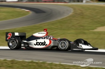 Tomas Scheckter - Vision Racing