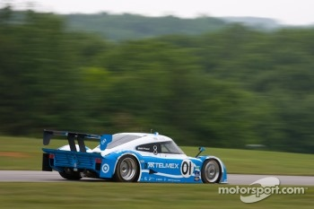 #01 Chip Ganassi Racing with Felix Sabates BMW Riley: Scott Pruett, Memo Rojas