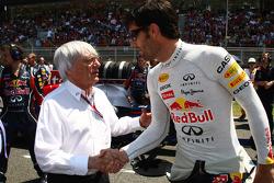 Bernie Ecclestone, Red Bull Racing