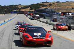 #3 unknown Ferrari Challenge