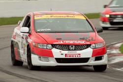 Gary Kwok, Honda Civic Si