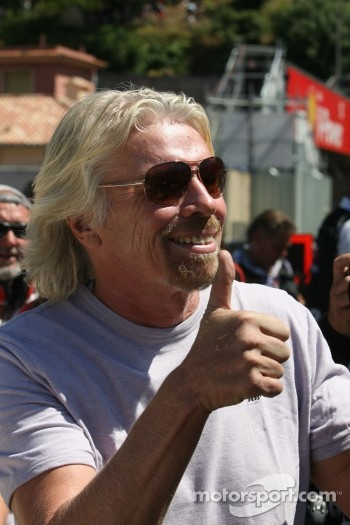 Sir Richard Branson, Virgin Group CEO