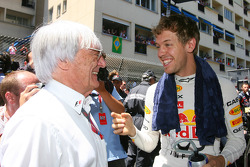 Bernie Ecclestone, Red Bull Racing