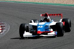 #45 Norbert Gruber, Dallara Renault Worldseries 2005