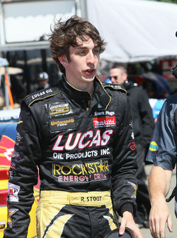 #6 Mitchum Motorsports: Robert Stout
