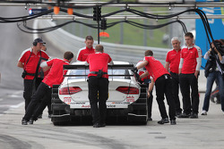 Car of Timo Scheider, Audi Sport Team Abt Audi A4 DTM