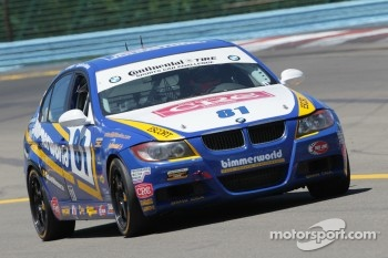 #81 BimmerWorld Racing BMW 328i: John Capestro-Dubets, Gregory Liefooghe