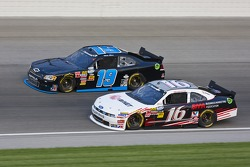 Mike Bliss, Smith Chevorlet and Trevor Bayne, Roush-Fenway Ford