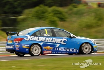 Jason Plato, Silverline Chevrolet