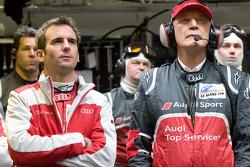 Romain Dumas and Dr. Wolfgang Ullrich