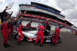 #2 Audi Sport Team Joest Audi R18 TDI