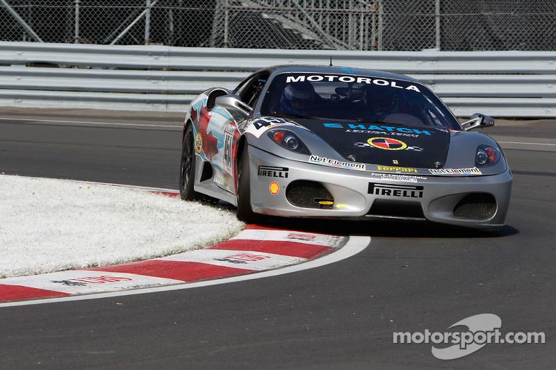 Ferrari of Ft. Lauderdale Ferrari F430 Challenge: Rob Metka