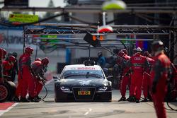 Edoardo Mortara Audi Sport Team Rosberg Audi A4 DTM