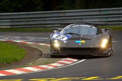 #23 Scuderia Cameron Glickenhaus N.Technology P4/5 Competizione: Mika Salo, Luca Cappellari, Nicola Larini, Fabrizio Giovanardi