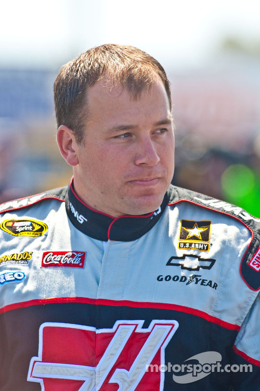 Ryan Newman, Stewart-Haas Racing Haas Automation Chevy