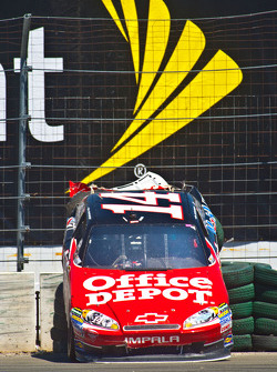 14 Tony Stewart Stewart-Haas Racing Office Depot - Mobil 1 Chevy